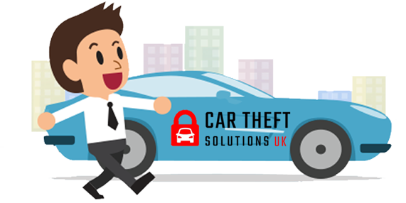 Car Theft Solutions car animation