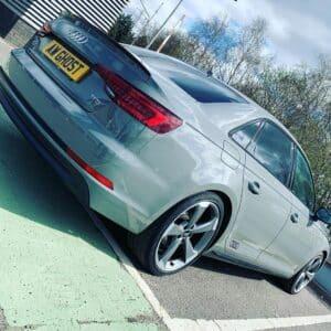 Audi A8 Ghost Immobisiler Installer