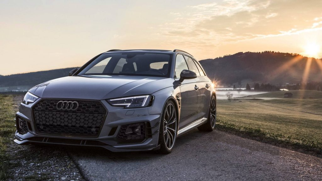 Audi RS4 Ghost Installer