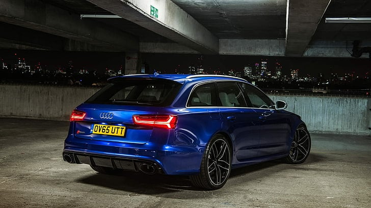 Audi RS6 Ghost Installer