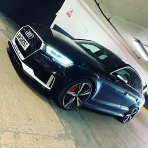 Audi S6 Ghost Immobisiler Installer