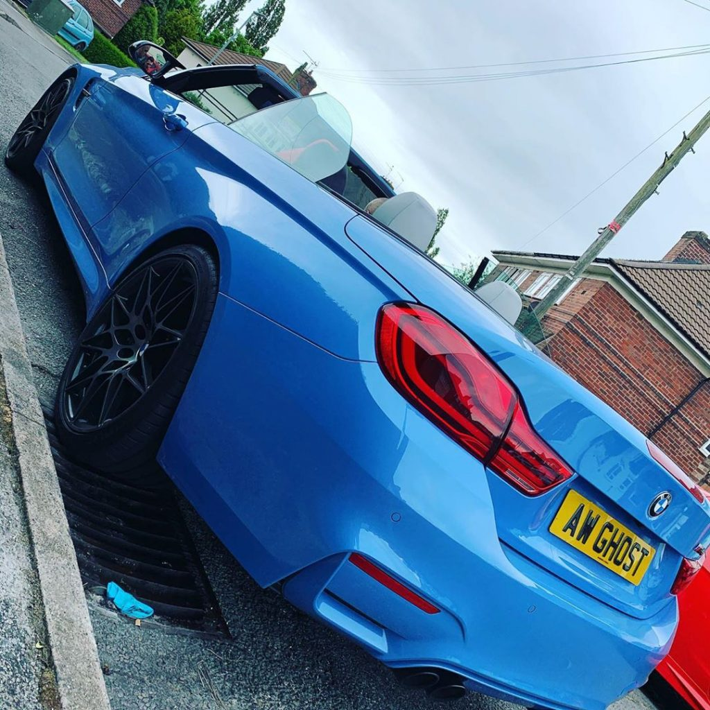 BMW M3 Convertible Ghost Immoboliser