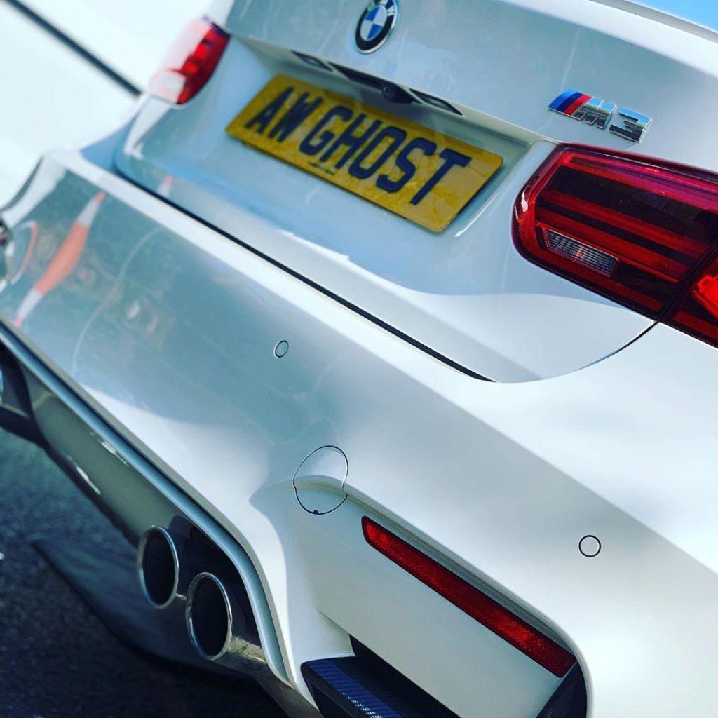 BMW M3 Ghost Immobisiler Installer