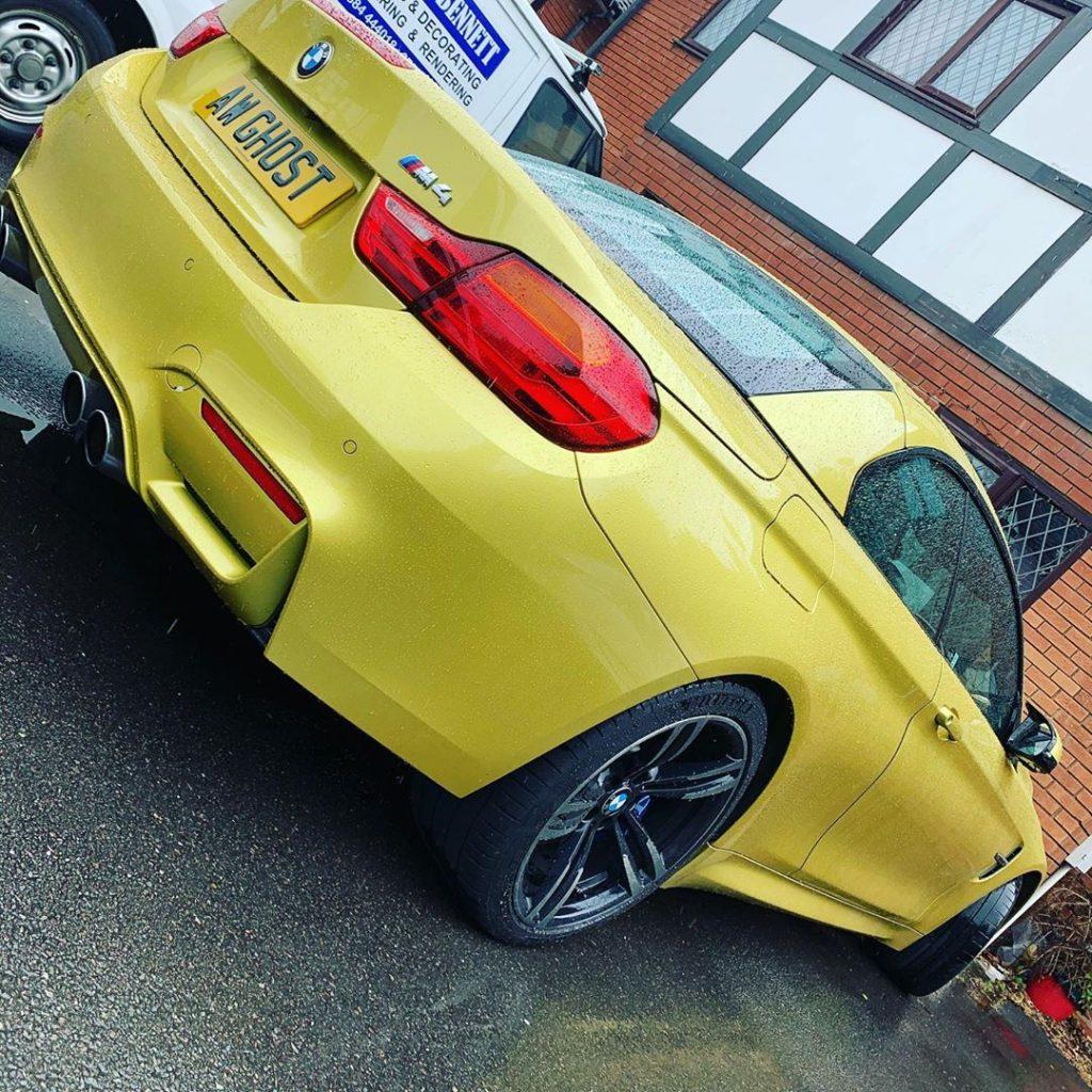 BMW M4 Ghost Immobisiler Installer
