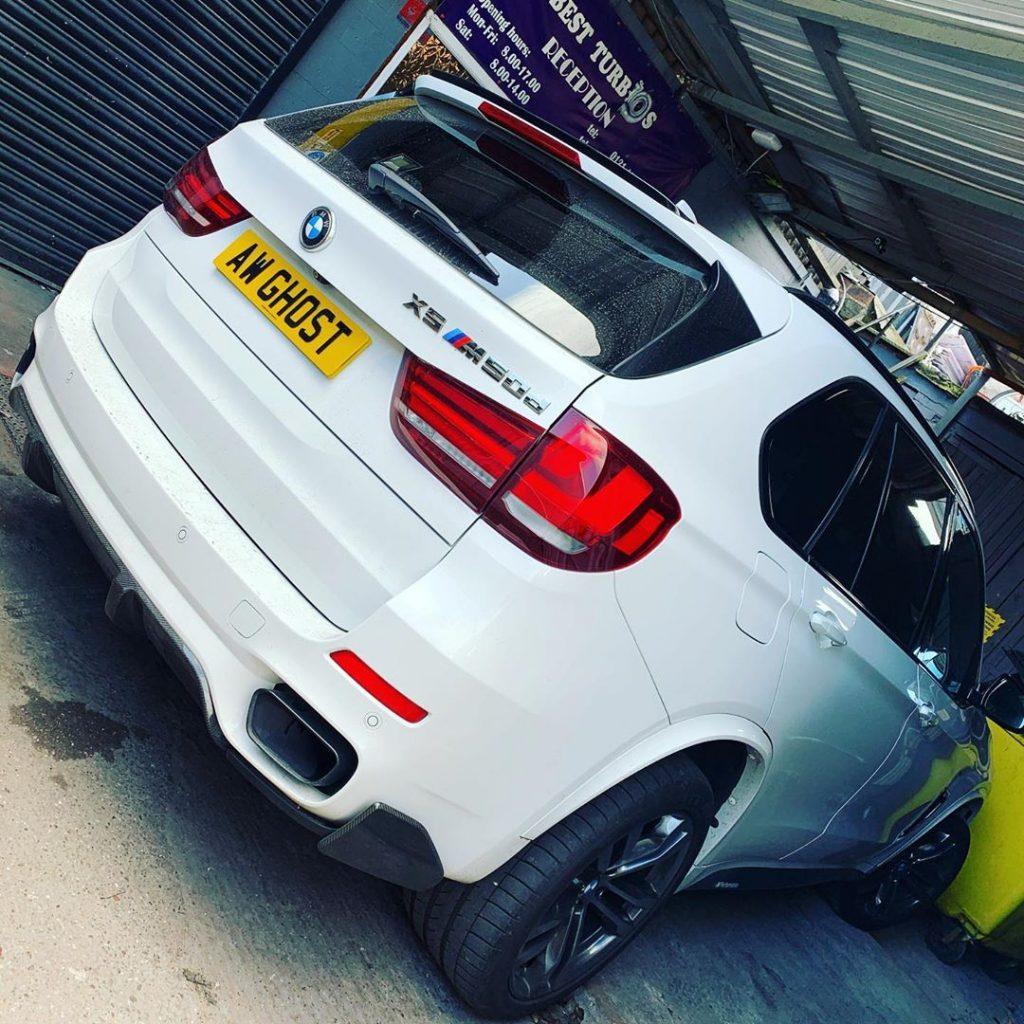 BMW X5 Ghost Immobisiler Installer 2