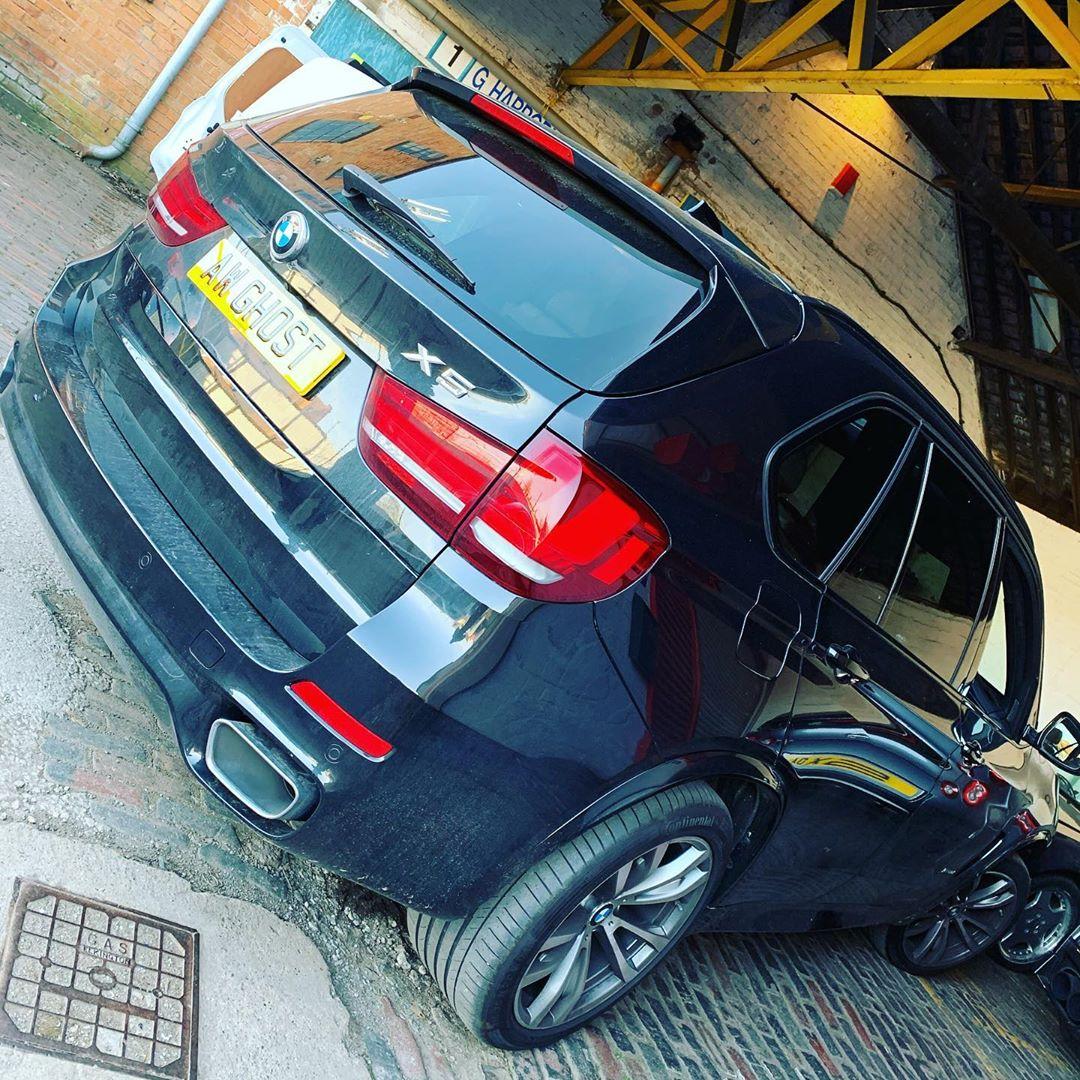 BMW X5 Ghost Immobisiler Installer