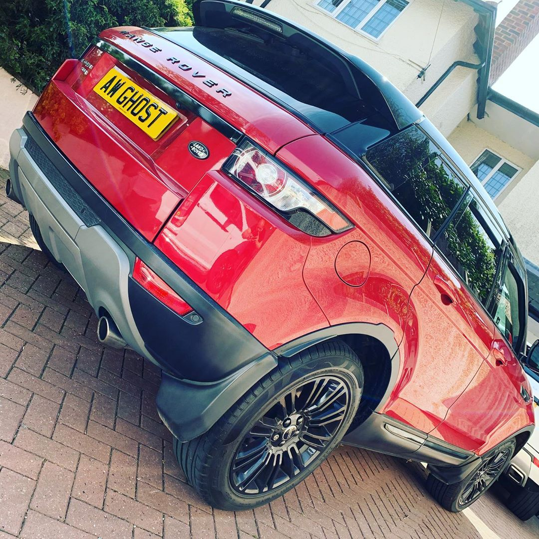 Range Rover Evoque Ghost Immobisiler Installer