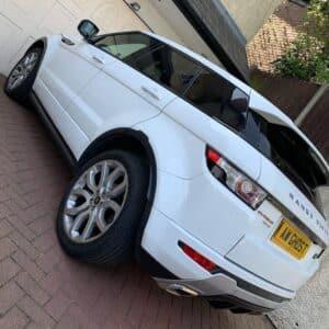 Range Rover Evouque Ghost Immobisiler Installer