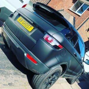 Range Rover Evoque Ghost Immobilser